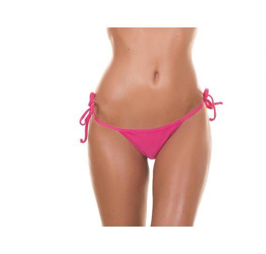 Bikini Tanga rosa - Calcinha Miami Micro