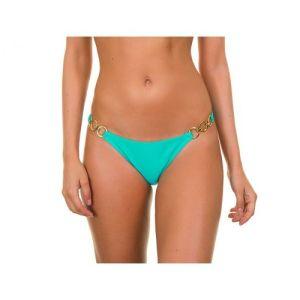 Bikini Badetanga lagunengrün, mit Ringen - Mare Trio
