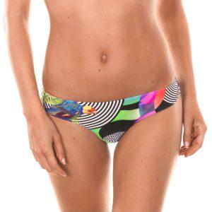 Brasilianischer sportlicher Bikinislip gemustert - Calcinha Bossa Bandeau