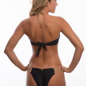 Crop Top Bikini mit Häkeldetails - von DESPI