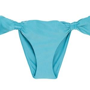 Himmelblaue Bikinihose verstellbar - Bottom Orvalho Balconet
