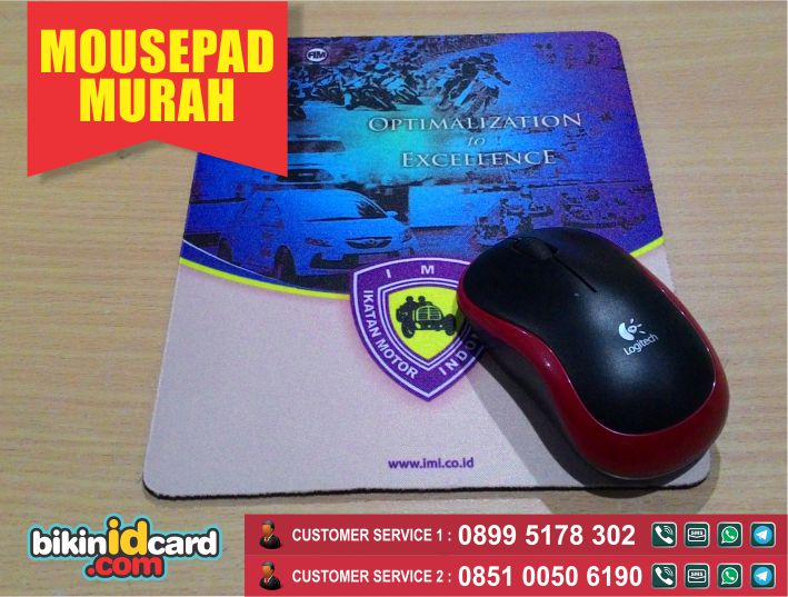 cetak mousepad murah jogja