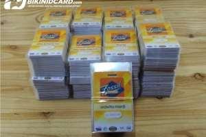 Harga cetak kartu anggota murah