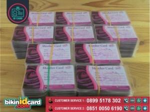 Harga cetak kartu plastik murah