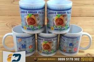 Contoh Produksi Souvenir Mug Murah