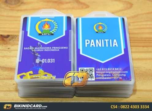Contoh id card panitia
