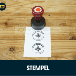 Cetak Stempel Flash