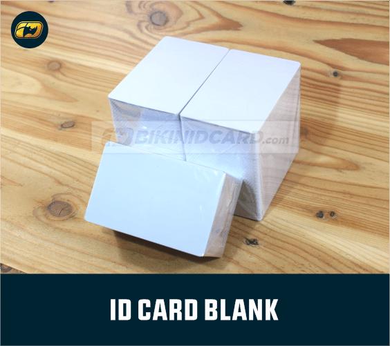 id card blank