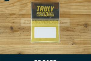 Co Card untuk Kartu Panitia