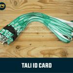 Bikin Tali ID Card Pegawai