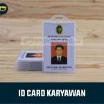Cetak ID Card Terdekat