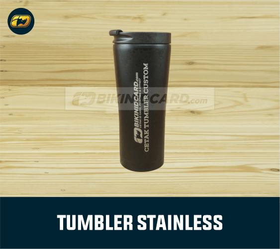 Vendor Tumbler Stainless
