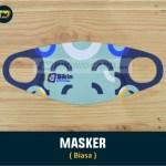 Bikin Masker Mulut Keren Pake Desain Sendiri