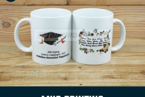 Mug Custom Wisuda
