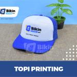 Topi Jaring Printing