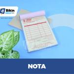Nota Manual