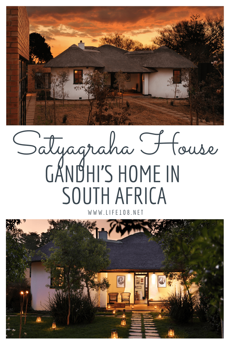 Gandhi's house in South Africa – The birthplace of his Satyagraha