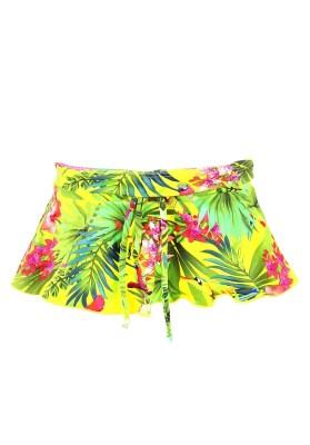 Jupe de plage Enfant Lolita Angels Salsa Yucatan Multicolore - Couleurs - MULTICOLORE
