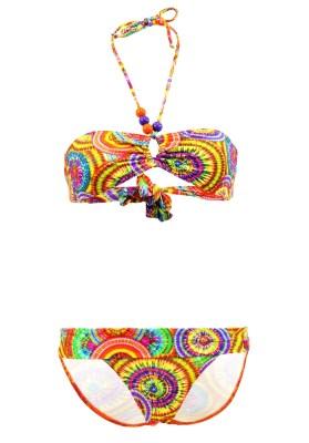 Maillot de bain Enfant Lolita Angels 2 Pièces Bandeau Rio Pearl Sunny Multicolore - Couleurs - MULTICOLORE