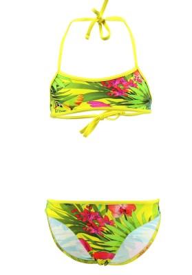 Maillot de bain Enfant Lolita Angels 2 Pièces Brassière Rio Colletage Yucatan Multicolore - Couleurs - MULTICOLORE
