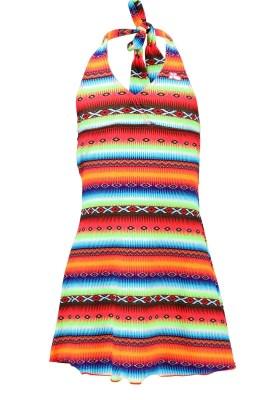 Robe de plage Enfant Lolita Angels Acapulco Psycho Multicolore - Couleurs - MULTICOLORE