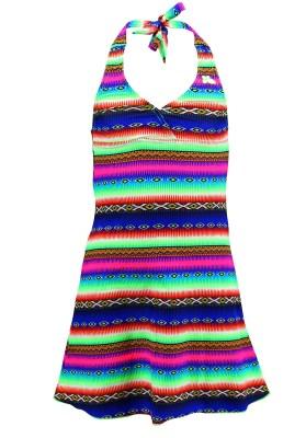 Robe de plage Enfant Lolita Angels Acapulco Smile Multicolore - Couleurs - MULTICOLORE