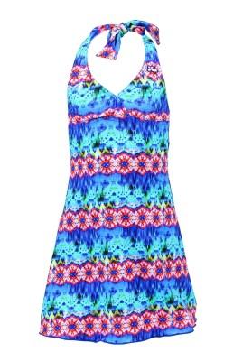 Robe de plage Enfant Lolita Angels Pam Pam Multicolore - Couleurs - MULTICOLORE