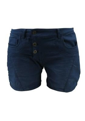 Short Femme Watts Puulp Jogg Jeans Brut - Couleurs - BLEU