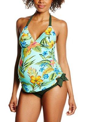 maillot de bain grossesse Cache-Coeur-Hawai-Tankini-de-Maternit-Femme-0