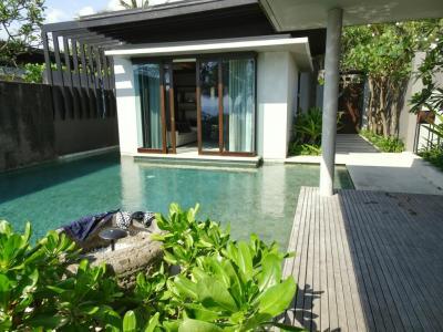 Alila Soori Ocean Pool Villa