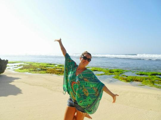Gypsything japangreenkaftan