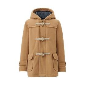 Uniqlo Kids Fleece Duffle Coat