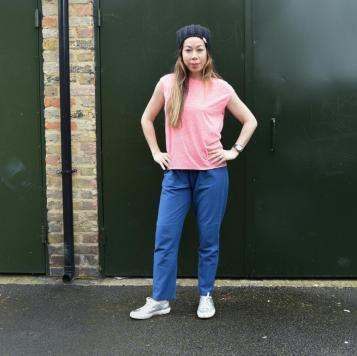 Monpe Trousers Shepherds London