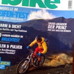 Le magazine Bike daté de février 2009.