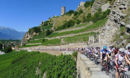 La Cyclosportive des Vins du Valais met la deuxième