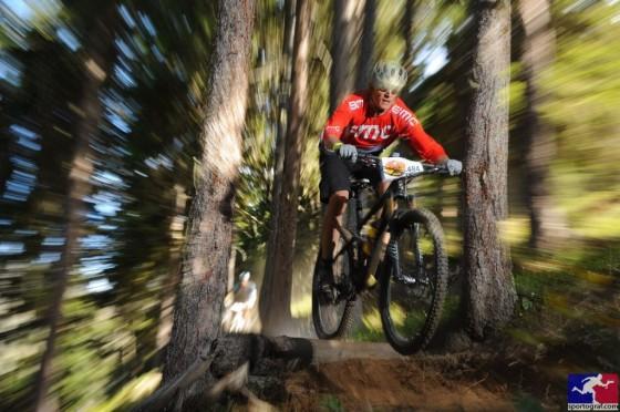 """Le Speedfox permet de """"lâcher les chevaux"""" en toute sérénité. Photo Sportograf.com"""