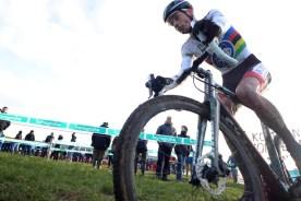 Mathieu Van der Poel, le vainqueur du jour.