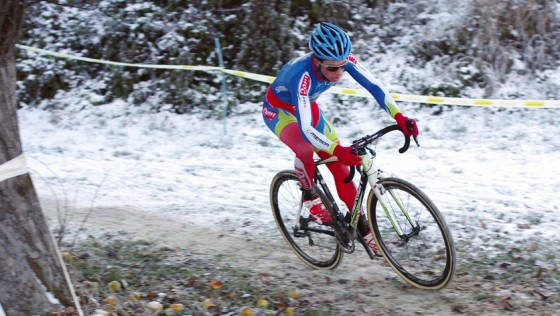 Sion accueille le cyclocross