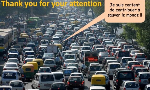 Les Swiss Mobility Days se sont trompés de nom