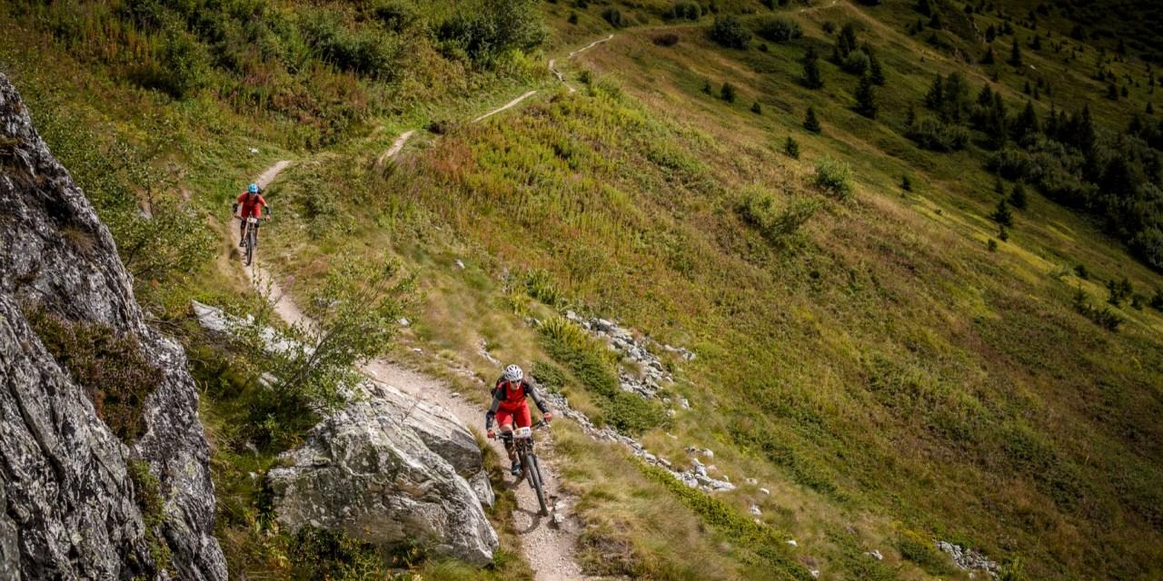 Swiss Epic: Loèche-les-Bains – Verbier en images