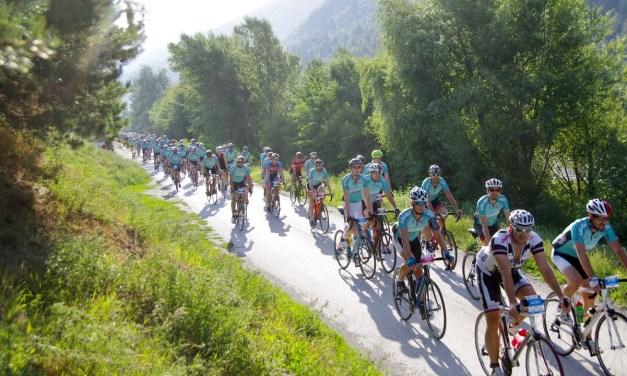 Coup de chaud sur la Cyclosportive des Vins du Valais