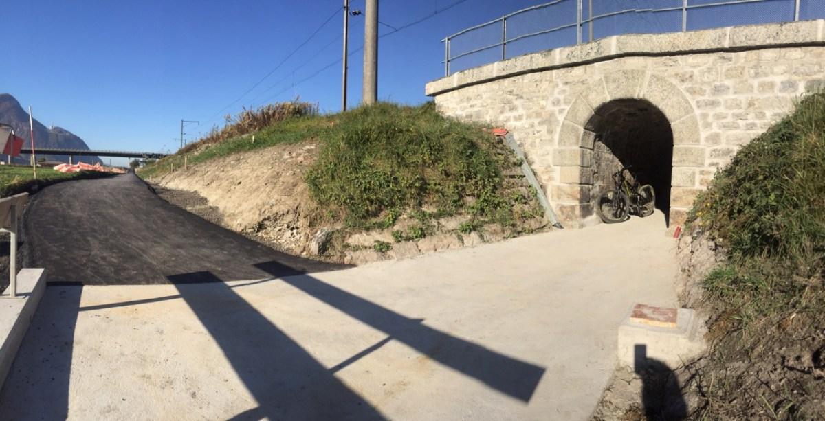 Collombey-Muraz mise, aussi, sur le vélo