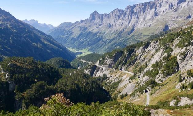 "Innerschweiz Gravel Tour:<span class=""pt_splitter pt_splitter-1""> Grindelwald - Wassen par le Susten</span>"