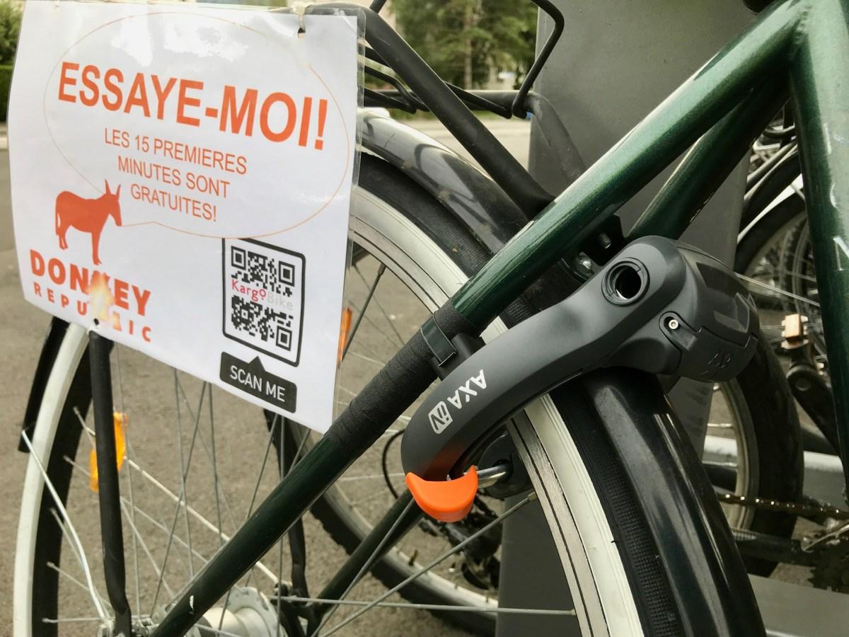 La guerre du vélopartage aura-t-elle lieu en Valais (aussi) ?