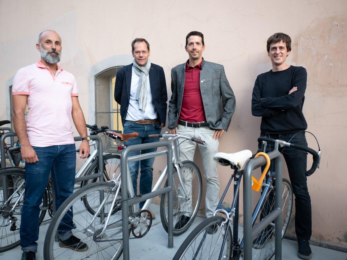 vélo vs: cinq associations à l'unisson pour le vélo en Valais