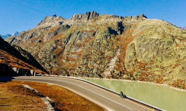 La Suisse en gravel: Interlaken – Andermatt
