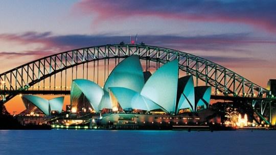 Australien i 1 uge?