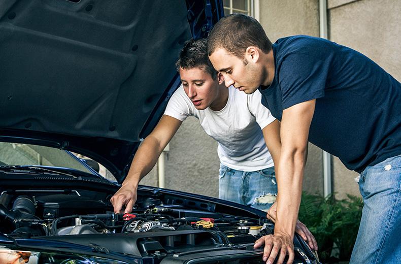 Gå bilen grundigt igennem før køb