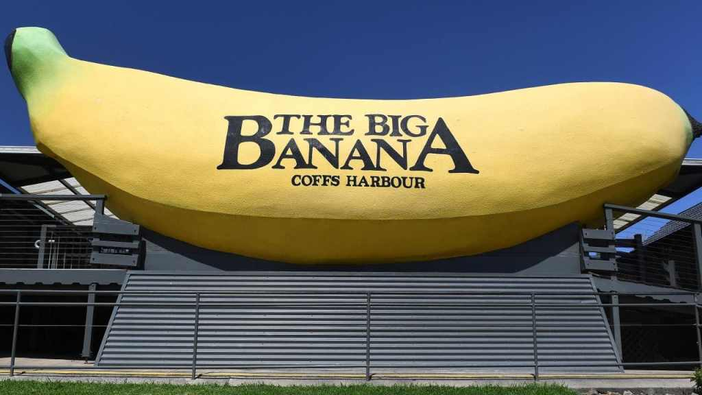 Big Banana Coffs Harbour NSW