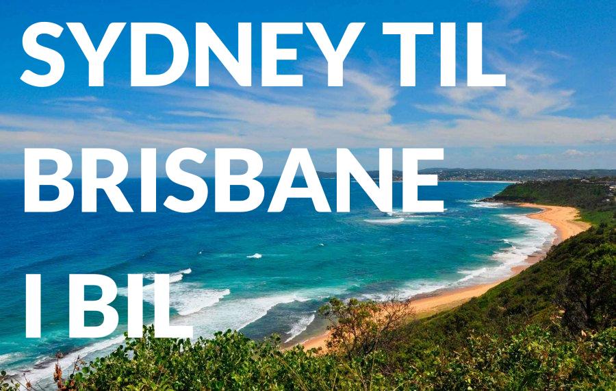 Sydney til Brisbane
